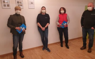 Besuch bei reconmed – Medizinprodukte in Gomadingen