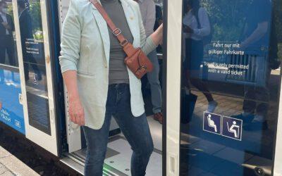 Ein erster großer Schritt für emissionsfreien Zugverkehr in Baden-Württemberg