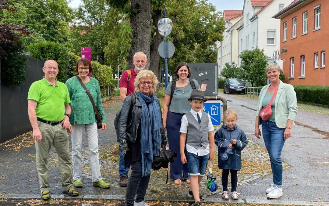 Septembertour- Fußgängercheck Metzingen